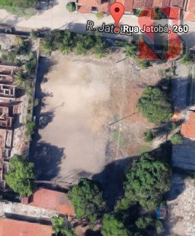 Terreno comercial para locação, Lagoa Redonda, Fortaleza.