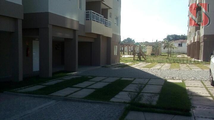 Apartamento residencial para locação, Parque Dois Irmãos, Fortaleza.