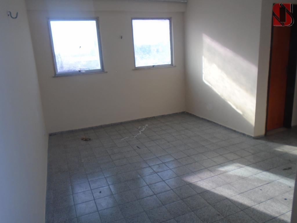Kitnet residencial para locação, Centro, Fortaleza