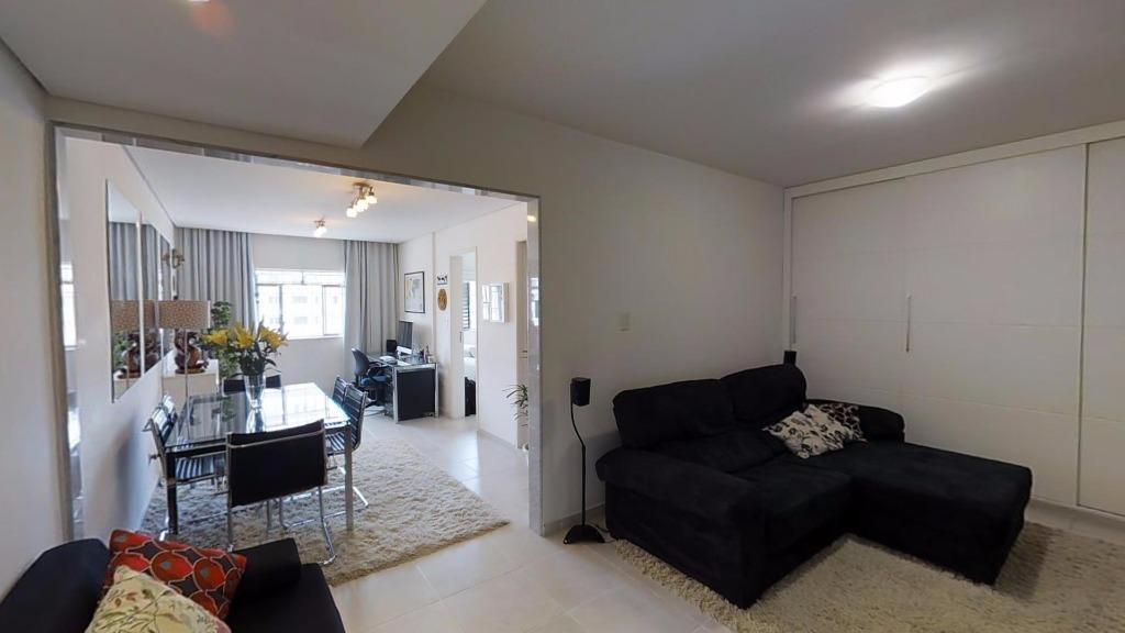 Apartamento residencial à venda, Itaim Bibi, São Paulo - AP1625.