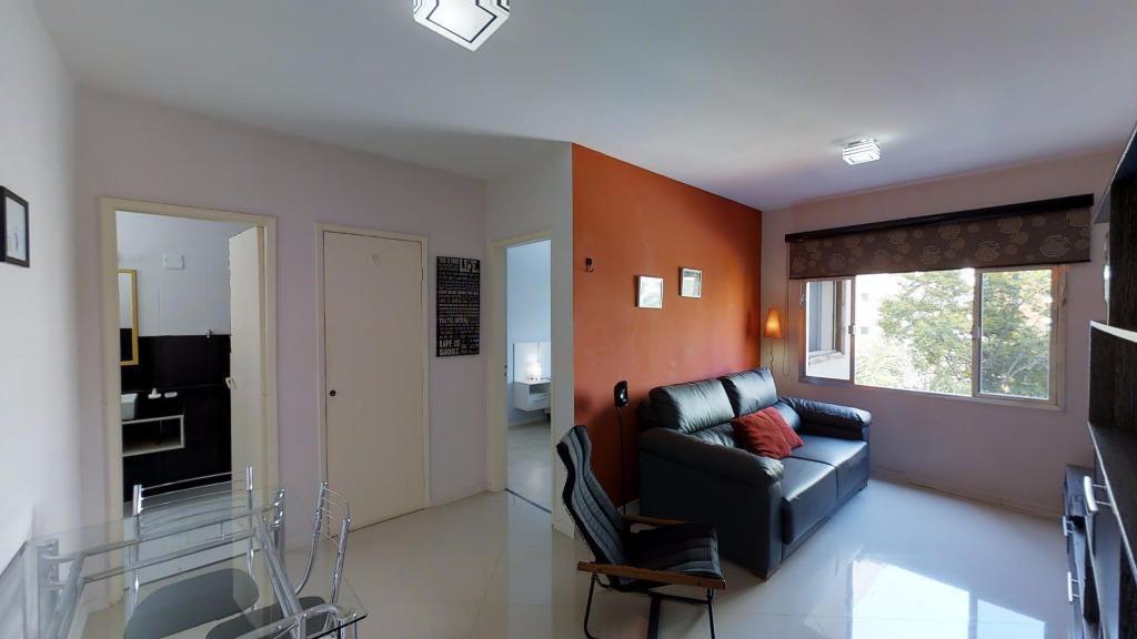 Apartamento residencial à venda, Jardim Paulista, São Paulo - AP1634.