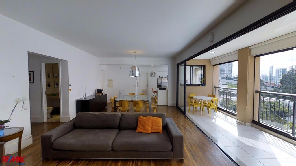 Apartamento residencial à venda, Cidade Jardim (São Paulo), São Paulo - AP1635.