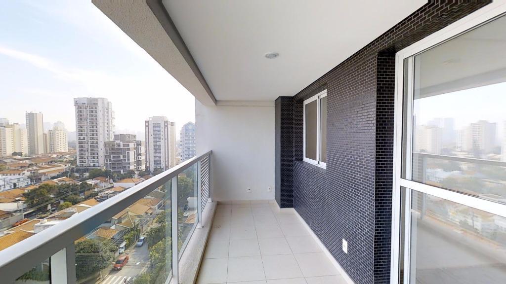Cobertura residencial à venda, Brooklin, São Paulo