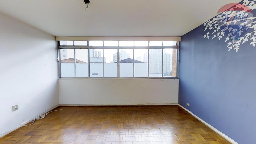 Apartamento residencial à venda, Perdizes, São Paulo - AP1643.