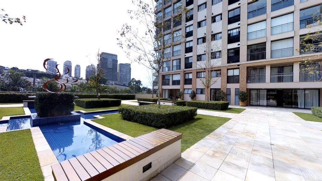 Apartamento residencial à venda, Real Parque, São Paulo - AP1644.
