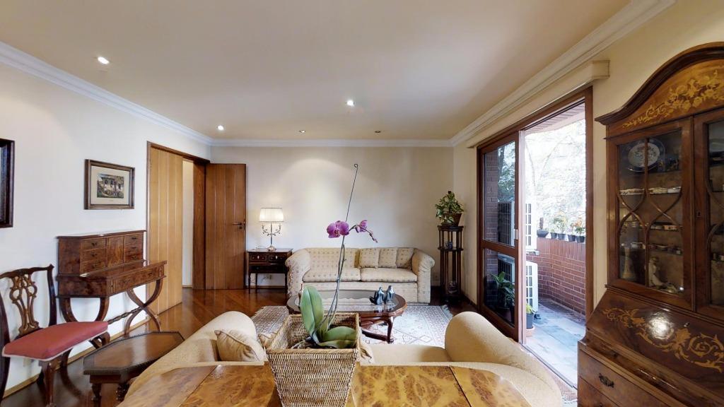 Apartamento residencial à venda, Itaim Bibi, São Paulo - AP1645.