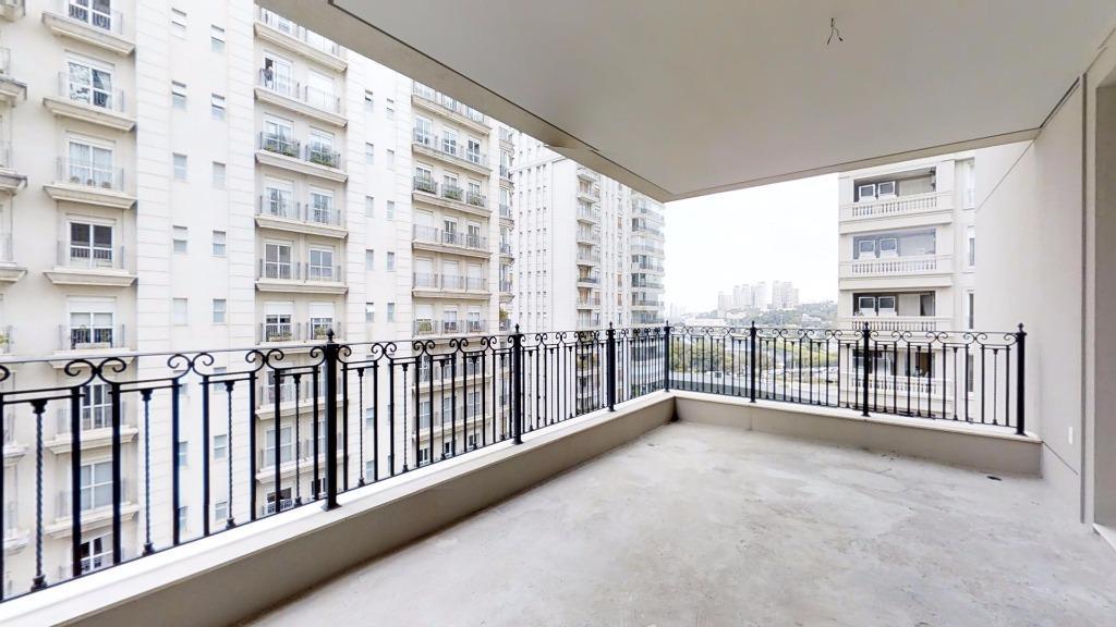 Apartamento residencial à venda, Jardim Europa, São Paulo - AP1648.