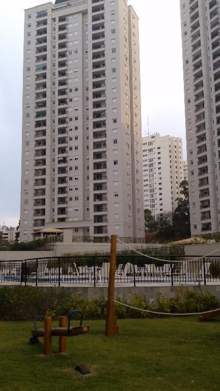 Apartamento residencial para venda e locação, Morumbi, São Paulo - AP1348.