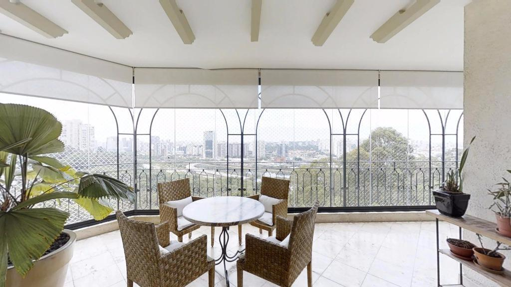 Apartamento à venda, Palácio Tangará, Panamby, São Paulo.