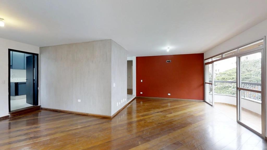 Apartamento venda, Itaim Bibi, São Paulo - AP1466.