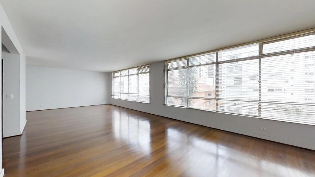 Apartamento residencial à venda, Itaim Bibi, São Paulo - AP1656.