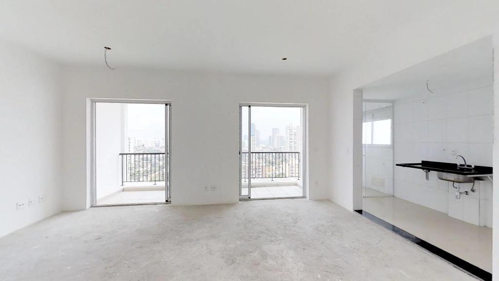 Apartamento Triplex residencial à venda, Brooklin, São Paulo - AT0001.