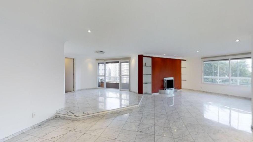 Apartamento residencial à venda, Panamby, São Paulo - AP1659.