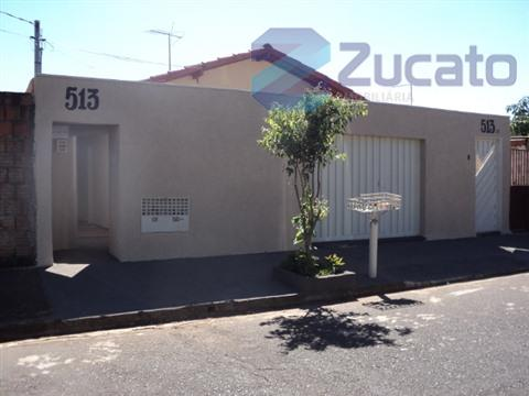 Casa Residencial à venda, Mangueiras, Uberaba - CA1296.