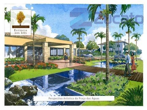 Terreno Residencial à venda, Parque das Américas, Uberaba - TE0104.
