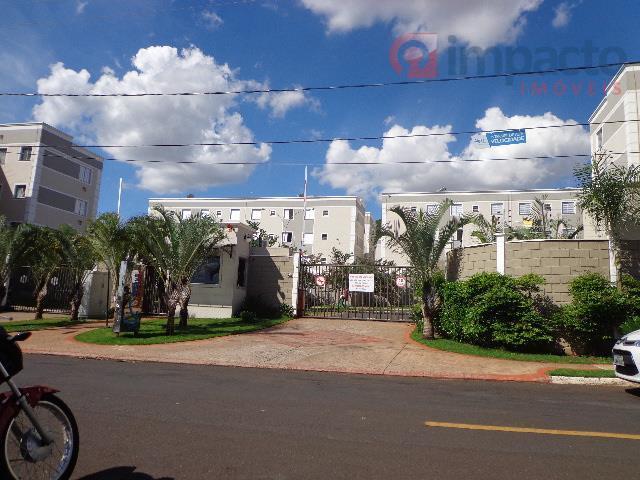 Apartamento residencial para locação, Parque Hiléia, Uberaba - AP0319.