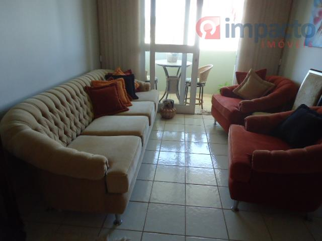 Apartamento residencial à venda, Fabrício, Uberaba - AP0368.