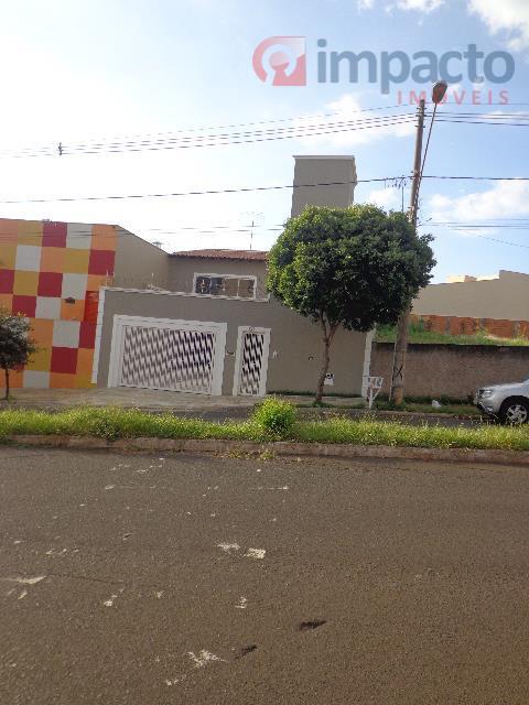 Casa  residencial para locação, Residencial Doutor Abel Reis, Uberaba.
