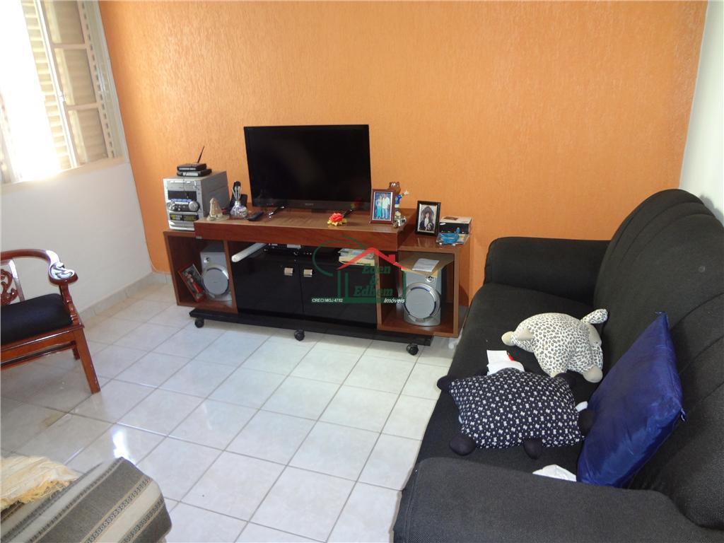 Apartamento residencial à venda, Boa Vista, Uberaba.