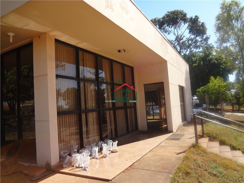 Galpão comercial à venda, Distrito Industrial I, Uberaba.
