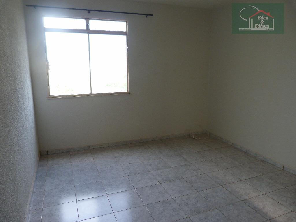 Apartamento residencial para locação, Conjunto Frei Eugênio, Uberaba.