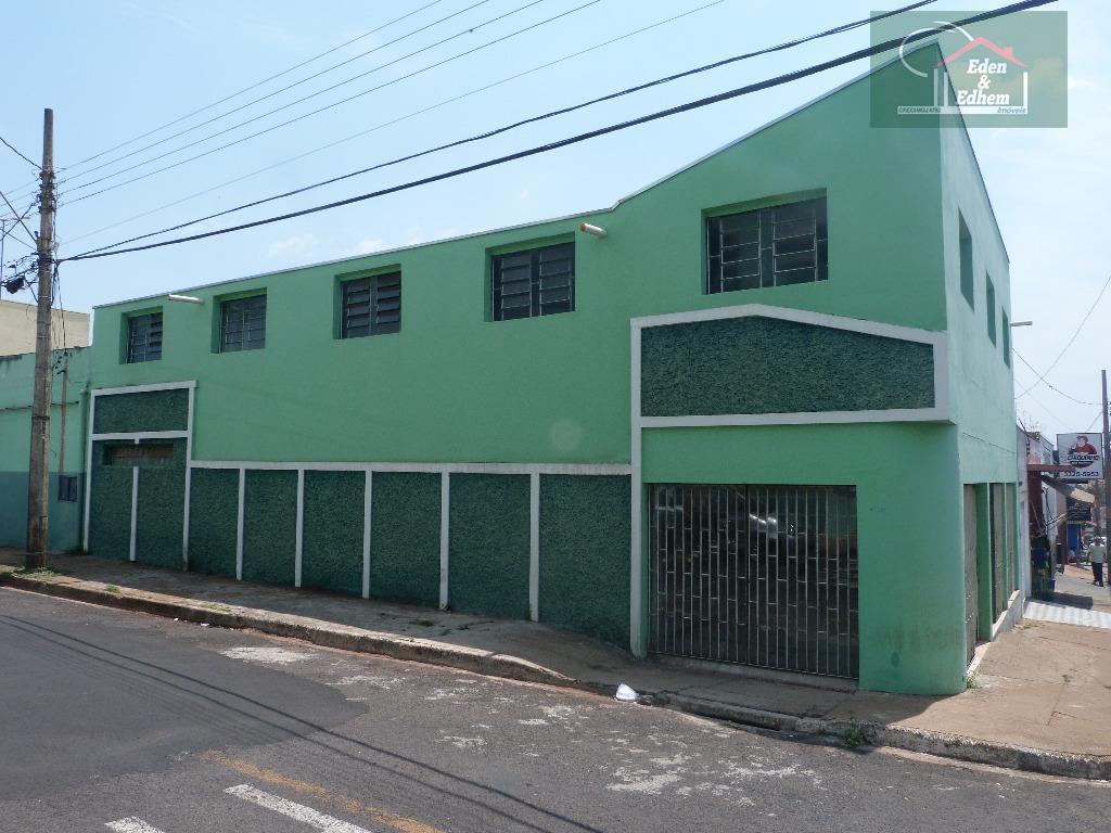 Galpão comercial para locação, Vila São Vicente, Uberaba.