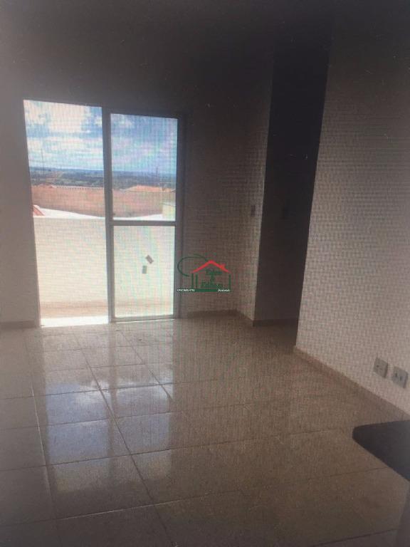 Apartamento residencial à venda, Jardim Elza Amuí I, Uberaba.