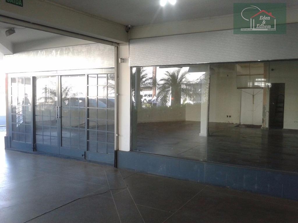 Loja comercial para locação, Boa Vista, Uberaba.