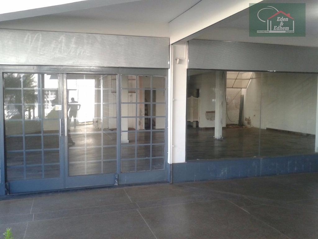 loja comercial com 150 m²