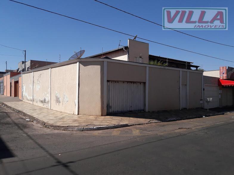 Casa residencial à venda, Lourdes, Uberaba - CA0575.