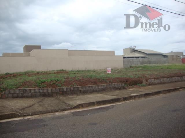 Terreno  residencial à venda, Jardim do Lago, Uberaba.