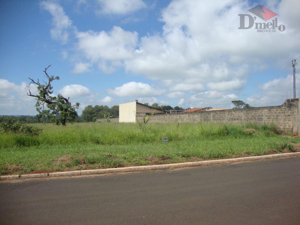 Terreno  residencial à venda, Residencial Mário de Almeida Franco, Uberaba.