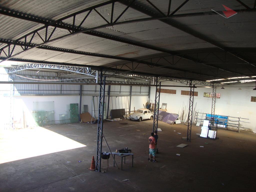 Galpão  comercial à venda, Parque das Gameleiras, Uberaba.