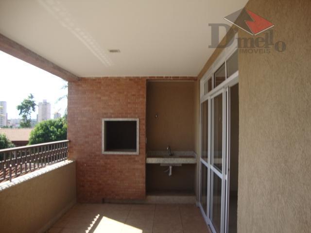 Apartamento  residencial à venda, Vila Maria Helena, Uberaba.