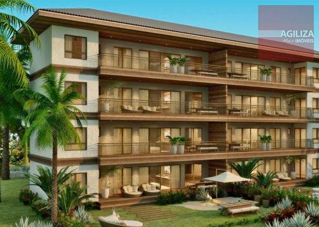 Mandara Lanai, Apartamento  residencial à venda, Porto das Dunas, Aquiraz.