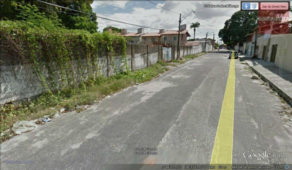 Terreno  comercial à venda, Serrinha, Fortaleza.