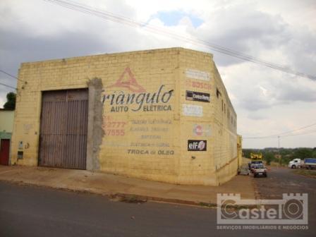 Galpão  comercial para locação, Parque das Américas, Uberaba.
