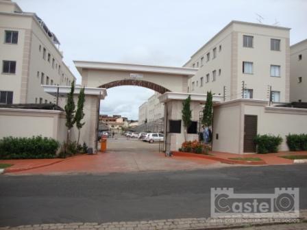 Apartamento  residencial à venda, Cidade Jardim, Uberaba.