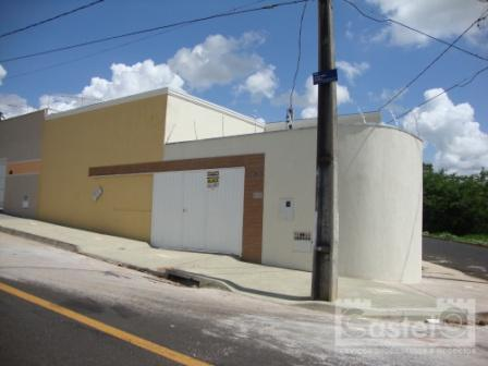 Casa residencial à venda, Cidade Nova, Uberaba - CA0009.