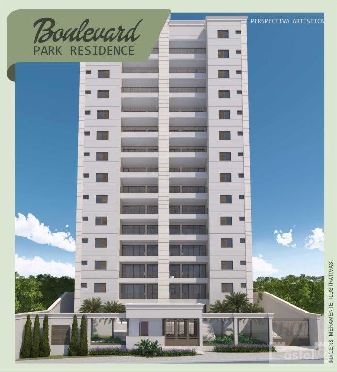Apartamento  residencial à venda, Parque do Mirante, Uberaba.