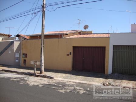 Casa  residencial à venda, São José, Uberaba.