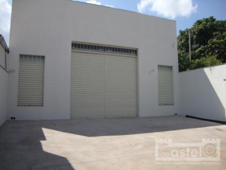 Galpão  comercial para locação, Jardim Esplanada, Uberaba.