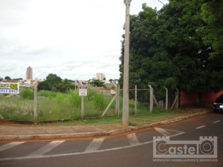 Terreno  comercial à venda, Santa Maria, Uberaba.