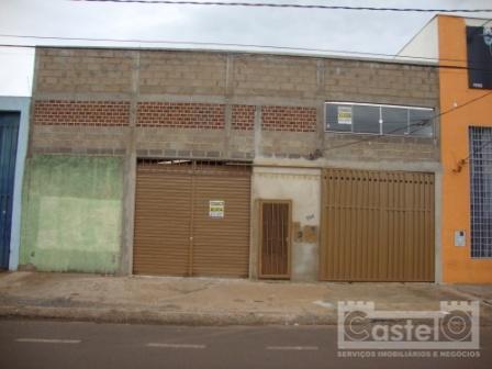 Galpão  comercial para locação, Parque das Gameleiras, Uberaba.