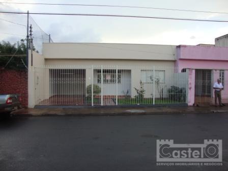 Casa  residencial para locação, Conjunto Guanabara, Uberaba.