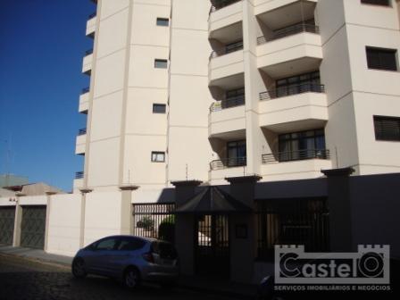 Apartamento  residencial para venda e locação, São Sebastião, Uberaba.