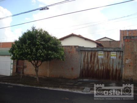 Casa  residencial para venda e locação, Jardim Elza Amuí Iv, Uberaba.