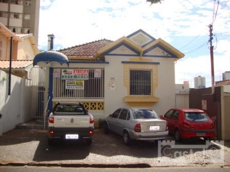 Casa  comercial para locação, Centro, Uberaba.