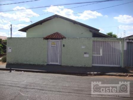 Casa  residencial para locação, Jardim Imperador, Uberaba.