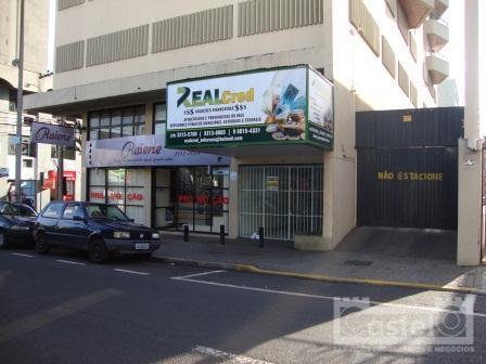 Loja  comercial para locação, Centro, Uberaba.